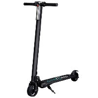 250 Watt Foldable Light-weight Carbon Fiber Lithium-Ion Power Scooter - GSC5GR