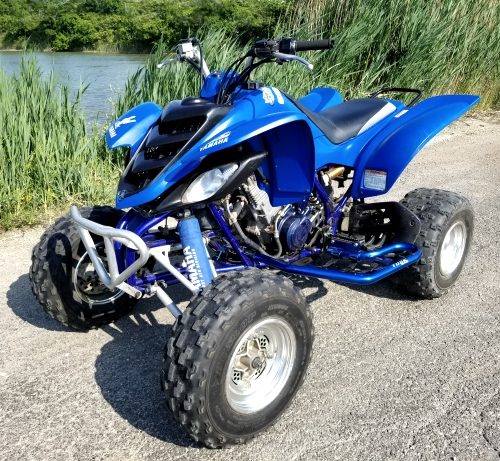 2003 yamaha raptor 660r quad atv four wheeler. Black Bedroom Furniture Sets. Home Design Ideas