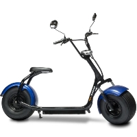 Bigfoot 1000 Watt 60 Volt Lithium Electric Motor Scooter