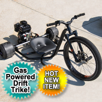 2015 Road Ripper Gas Powered Motorized Drift Trike