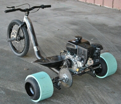 searched for drift trike and this popped up 1400 front and rear disc brakes 65 hp motor there you have it tired of waiting so i ordered one - Drift Trike Frame