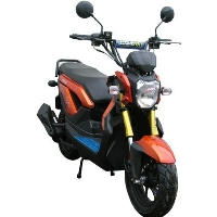 50cc Zoomer X 50CC 4 Stroke Moped Scooter