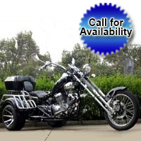250cc Road Warrior 3 Wheeled