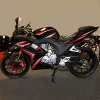 Brand New 250cc Ninja RS 4 Stroke Motorcycle