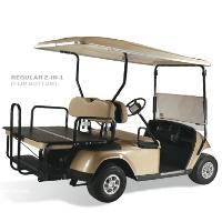 Fairplay Elite 2-in-1 Flip Bottom Rear Seat Kits - Spirit Series