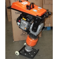 6.5 HP CARB Approved Gas Powered Plate Compactor Tamper Rammer