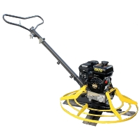 6HP California CARB Approved 179cc Walk Behind Power Trowel 37""