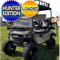 Ez Go TXT 36v Electric Golf Cart Fully Custom Designed