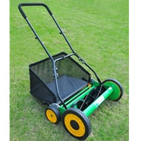 High End Hand Manual Push Walk Behind Lawn Reel Mower