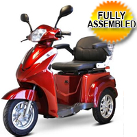 Fully Assembled Trike Scooter Mobility Edition by Safer123 - 38