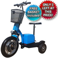 Brand New 500 Watt Triple Seg Scooter
