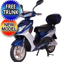 500 Watt Electric Bicycle Moped