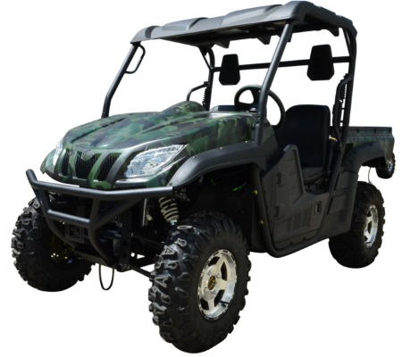 Brand New 650cc Titan Utv Side By Side Offroad Utility Vehicle
