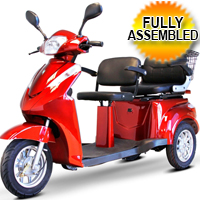 Fully Assembled Trike Scooter Mobility Edition by Safer123 - 66