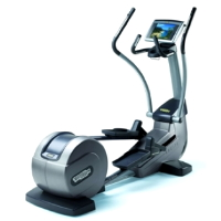 Technogym Synchro 700e Elliptical w/TV (Pre-Owned, Scratch & Dent)
