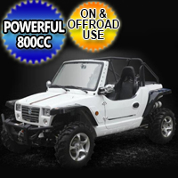800cc UTV 4 Speed Utility Vehicle On and Offroad