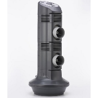 Deluxe Portable Home Space Cooler Misting Fan - Dual Jet Ports