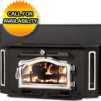 High Quality Country Flame O2 Wood Burning Fireplace Inserts