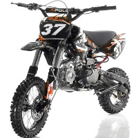125cc Manual Kick Start Dirt Bike - AGB-37