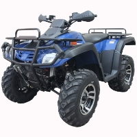 Monster X 550cc ATV Four Wheeler 4 x 4 Utility ATV
