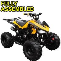 125cc Coolster Atv Intruder Midsize ATV W/Reverse -  ATV-3125CX-2 - Fully Assembled