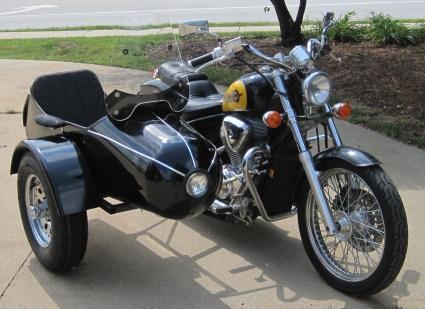 Honda sidecar kit