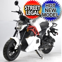50cc Vader 3 VIP Sport Scooter Bike Moped With 49cc Motor Model 26A