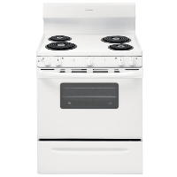 "Frigidaire FFEF3010UW 30"" White Freestanding Electric Range - New w/Small Cosmetic Blemish"