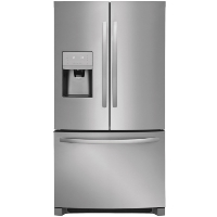 "Frigidaire FFHB2750TS Refrigerator 27.2"" cu.ft. Stainless Steel French Door Fridge - New w/Tiny Cosmetic Blemish"