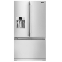 Frigidaire FPBS2777RF Refrigerator 27 Cu. Ft. Stainless Steel French Door Fridge - New w/Tiny Cosmetic Blemish