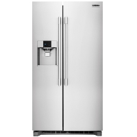 "Frigidaire FPSC2277RF Refrigerator Professional 36"" 22.6 Cu. Ft. Counter Depth Side-by-Side Stainless Steel Fridge - New w/Tiny Cosmetic Blemish"