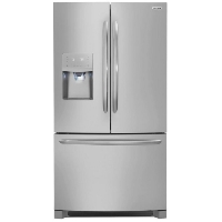 Frigidaire LGHB2869TF Refrigerator 26.8 Cu. Ft. French Door Stainless Steel Fridge - New w/Tiny Cosmetic Blemish