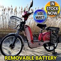 Chopstick 48 Volt 500W 12AH Electric Bicycle - BLW CHOPSTICK