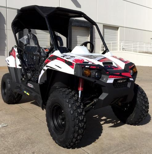 TrailMaster Challenger 150cc UTV Utility Vehicle Extended Version