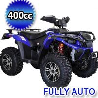 400cc Linhai Atv Fully Automatic Four Stroke Quad - BigHorn 400