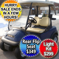 Club Car Precedent Electric 48v Golf Cart
