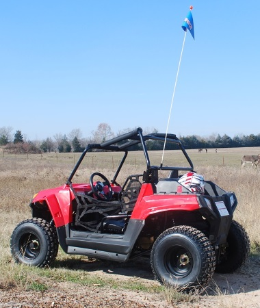 200 MXE Extended Sport Utility Vehicle UTV - Extended For Adults And Kids