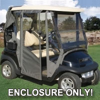 Brand New Club Car Precedent Sunbrella Golf Cart Enclosure