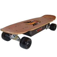 High Quality 400 Watt Concrete Carver Electric Skateboard