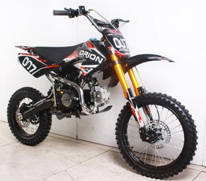 125cc moto x dirt bike 4 speed manual clutch. Black Bedroom Furniture Sets. Home Design Ideas