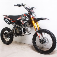 New 125cc Apollo MOTO-X Dirt Bike 4-Speed Manual Clutch - DB-007