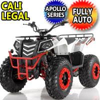 Commander 200cc ATV Automatic w/Reverse 4 Stroke Apollo Series ATV - COMMANDER 200CC