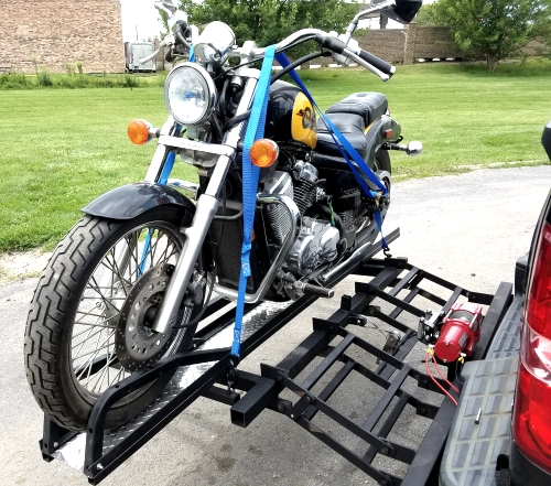 Motorcycle Carrier Lift Rv Motorcycle Carrier Lift Truck