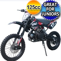 Brand New 125cc Dirt Bike 4 Speed Kick Start