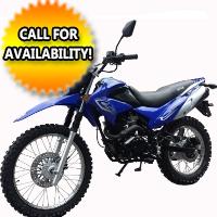 Brand New 250cc 4 Stroke DB-41-250 Dirt Bike Motorcycle