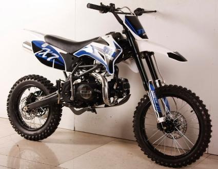 Super Ravenger Motocross Dirt Bike 4 Speed Manual Clutch