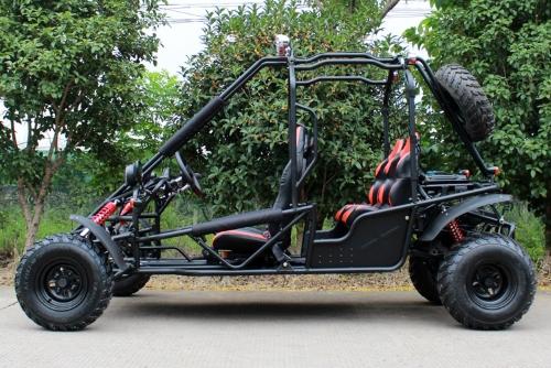 4 Seater 169cc Off Road Gas Go Kart Df200gke