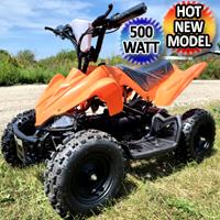 Kids Atv 500 Watt Electric Kids Quad - EA52 Sport Model