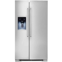 "Electrolux EI26SS30JS Refrigerator IQ-Touch 36"" 25.93 Cu. Ft. Freestanding Side-by-Side Fridge - New w/Tiny Cosmetic Blemish"