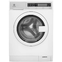 "Electrolux EIFLS20QSW 24"" Front-Load Washer w/ Perfect Steam™ Technology - New w/Tiny Cosmetic Blemish"